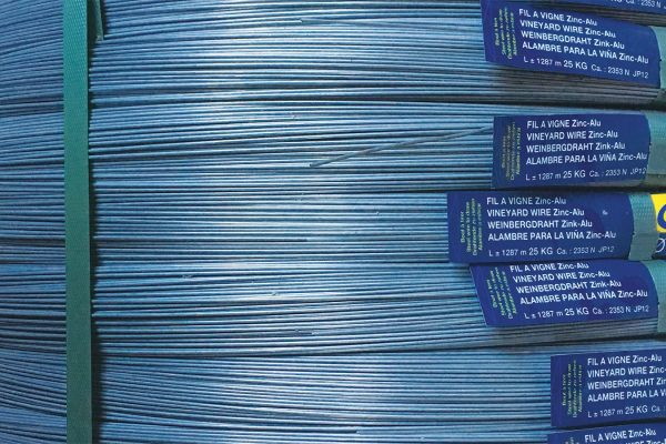 """Palis-Clos""® Zinc-Coated wires"