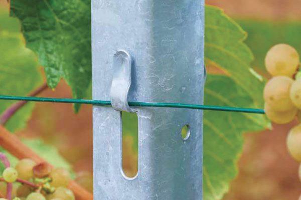 """Profil Alsace"" steel poles"