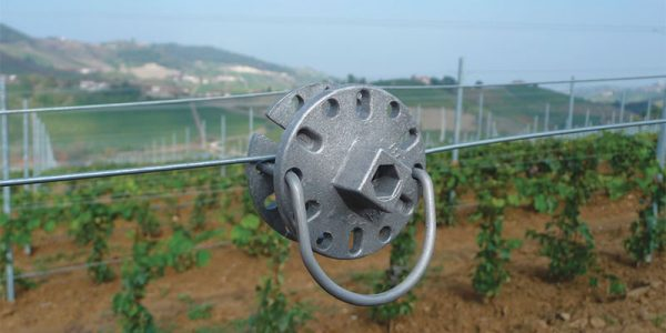 Sunflower wire tensioner